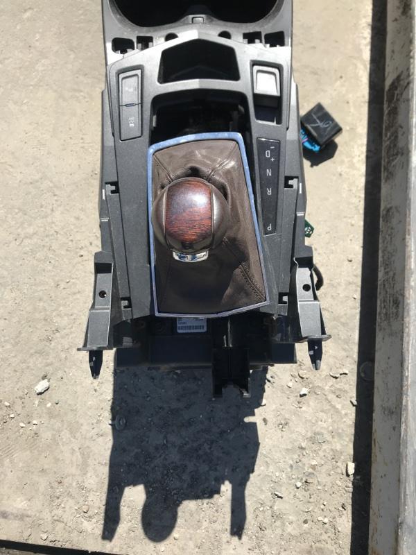 Селектор акпп Cadillac Srx EY LF1 20011