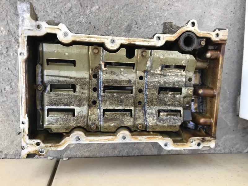 Поддон двигателя Cadillac Srx EY LF1 20011