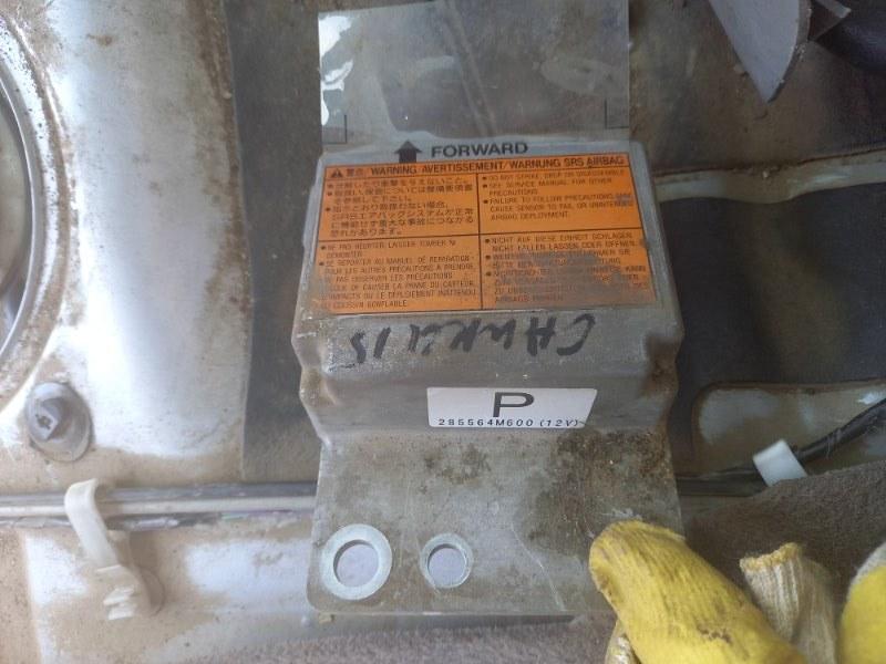 Блок управления airbag Nissan Sunny FB15, FNB15 QG15DE, QG13DE 2001