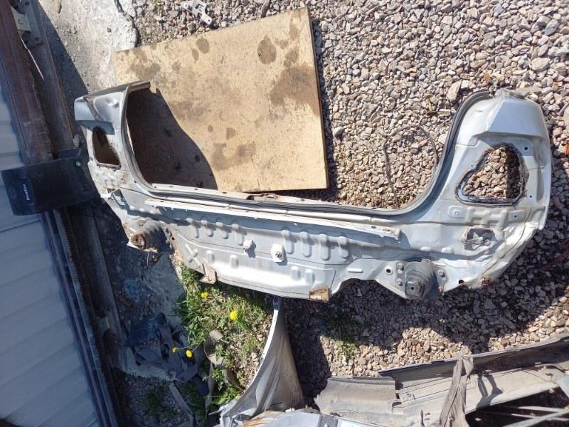 Полка багажника (задняя панель) Nissan Sunny FB15, FNB15 QG15DE, QG13DE 2001