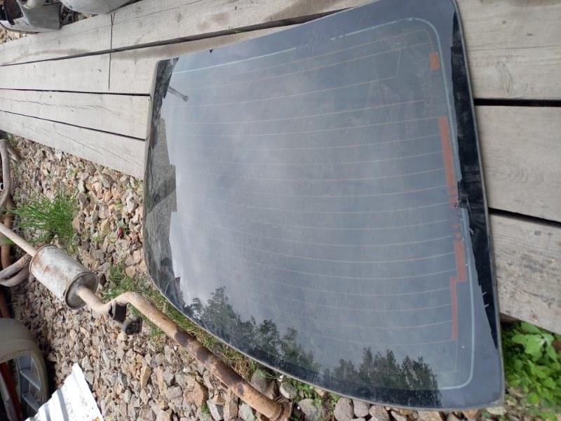 Стекло заднее Nissan Sunny FB15, FNB15 QG15DE, QG13DE 2001