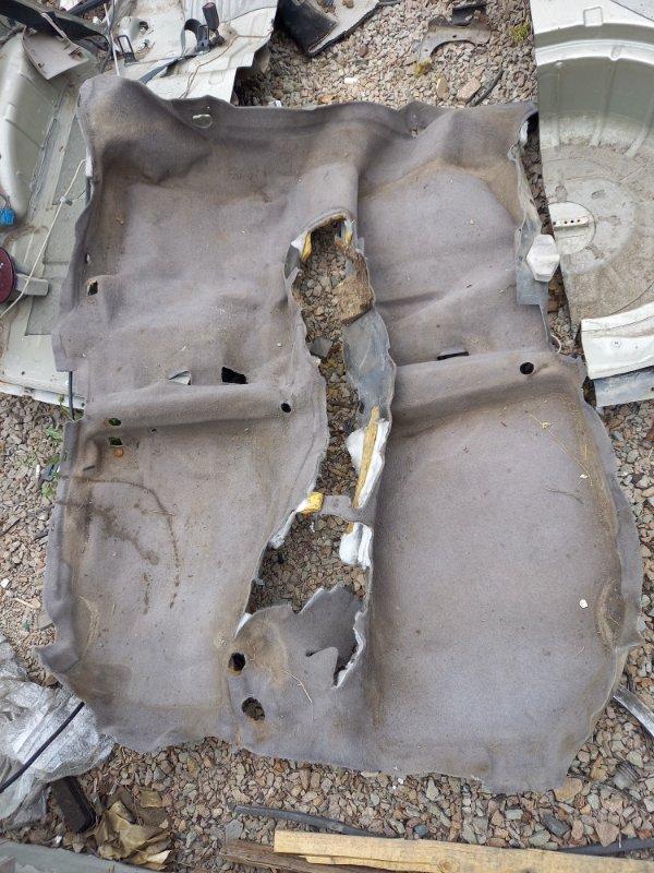 Ковровое покрытие-пол Nissan Sunny FB15, FNB15 QG15DE, QG13DE 2001