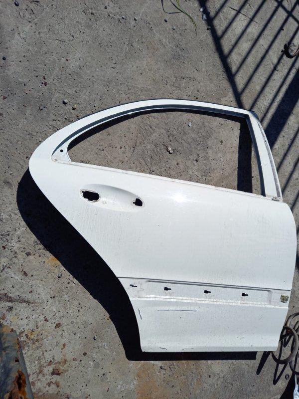 Дверь Mercedes-Benz C-Classe W203 2005 задняя правая