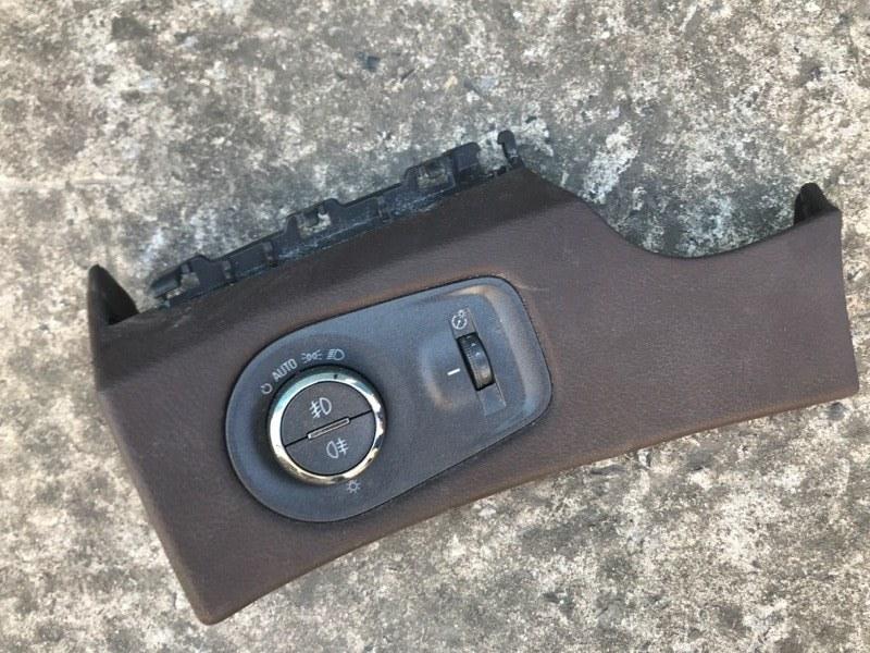Кнопка включения фар Cadillac Srx EY LF1 2011
