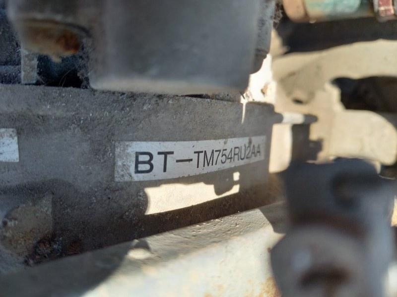 Коробка переключения передач механическая мкпп Subaru Impreza GG2, GG EJ15 2001