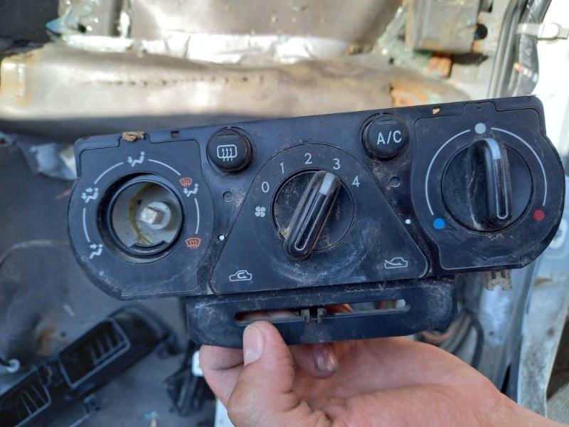 Блок управления климат-контролем Subaru Impreza GG2, GG EJ15 2001