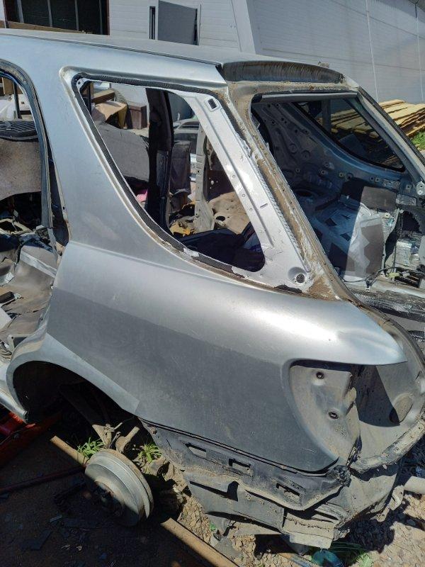 Крыло Subaru Impreza GG2, GG EJ15 2001 заднее