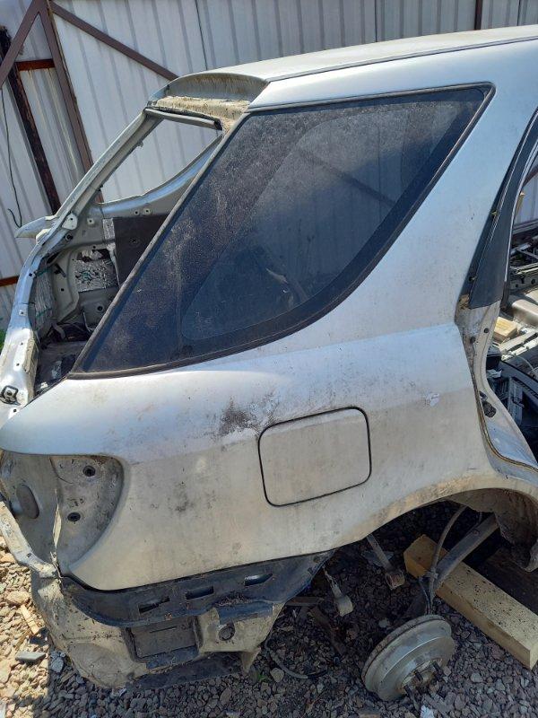 Стекло собачника Subaru Impreza GG2, GG EJ15 2001 правое
