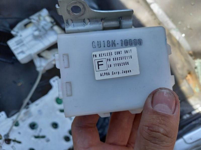 Блок управления центральным замком Subaru Impreza GG2, GG EJ15 2001