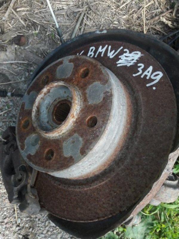 Тормозной диск Bmw 320I E46 M54 2001 задний