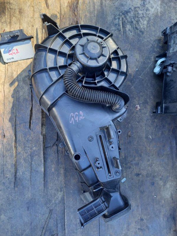 Мотор печки Subaru Impreza GG2, GG EJ15 2001