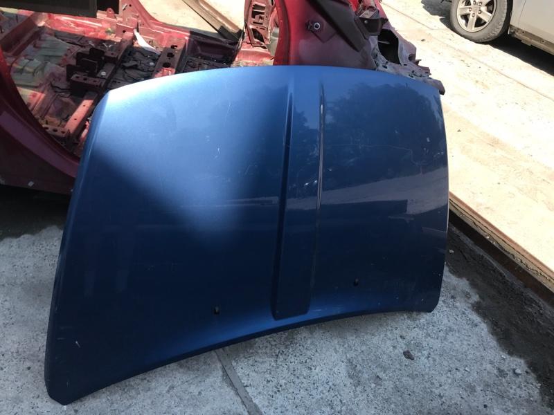 Капот Dodge Caliber PM ECN 2012
