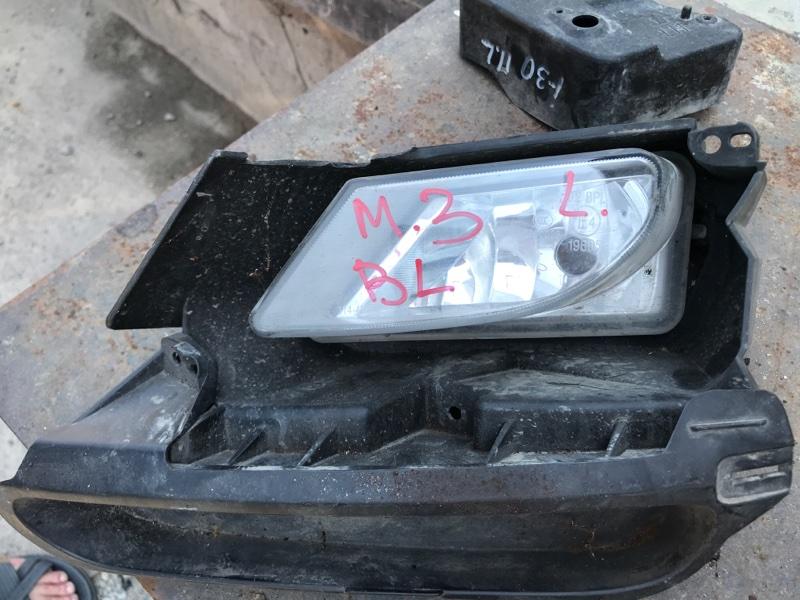 Фара противотуманная Mazda 3 BL передняя левая