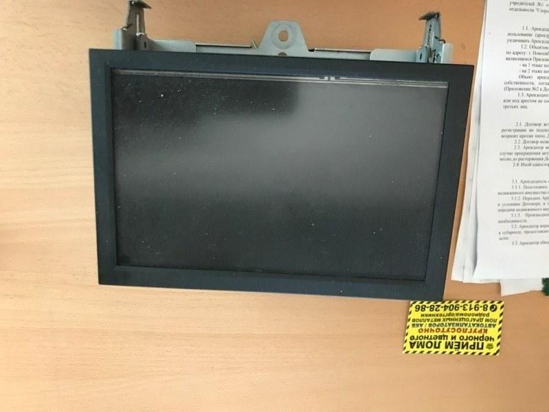 Монитор, дисплей Cadillac Srx EY LF1 2011