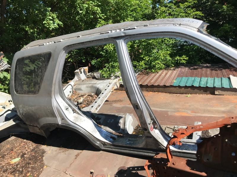 Стекло собачника Honda Cr-V RD 5 2005 заднее правое