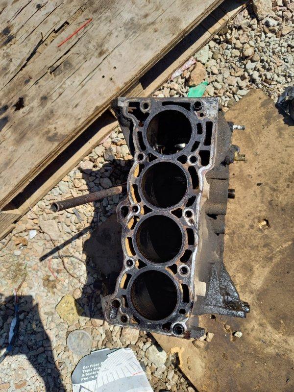 Блок цилиндров Nissan Sunny FB15, FNB15 QG15DE, QG13DE 2001