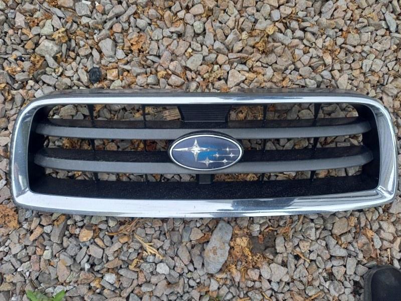 Решетка радиатора Subaru Forester SG5 EJ20 2003