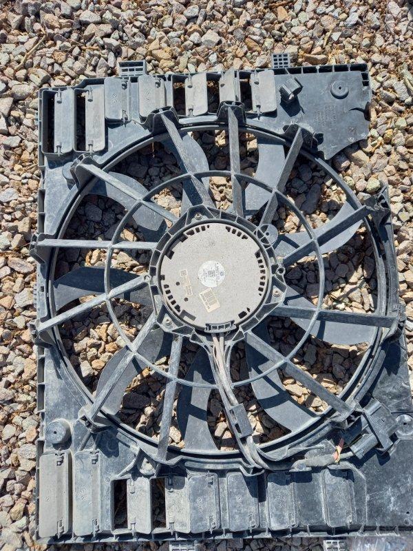 Вентилятор охлаждения радиатора Porsche Cayenne 958 2013
