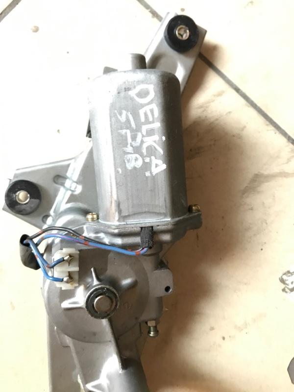 Мотор стеклоочистителя Mitsubishi Delica PE8W
