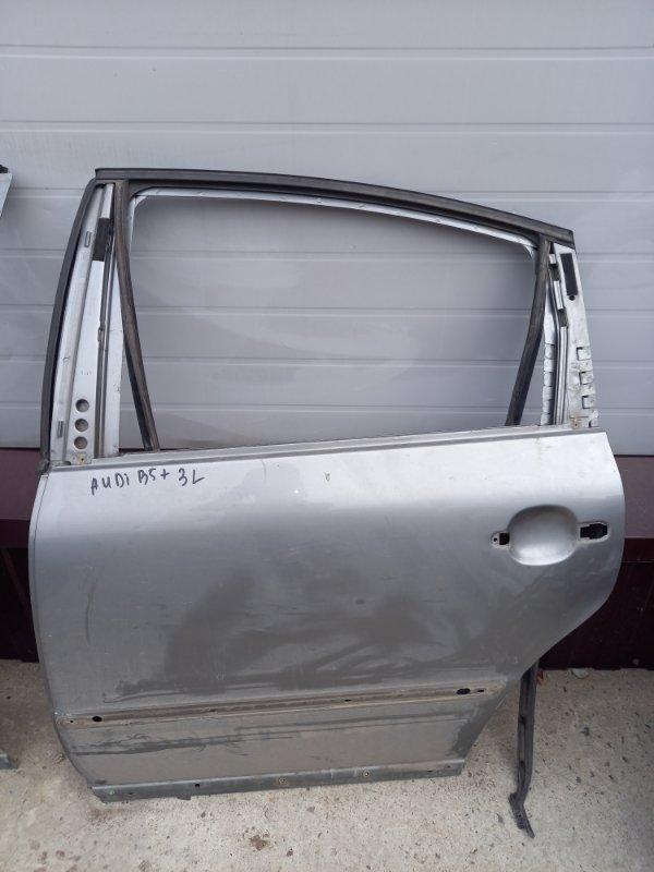 Дверь Audi A4 B5 УНИВЕРСАЛ ARG 1.8 НЕ ТУРБО 2000 задняя левая