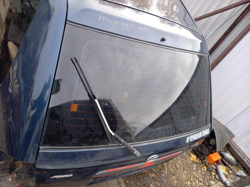 Дверь 5-я дверь багажника Mazda Familia BHA3S B3ME 1997