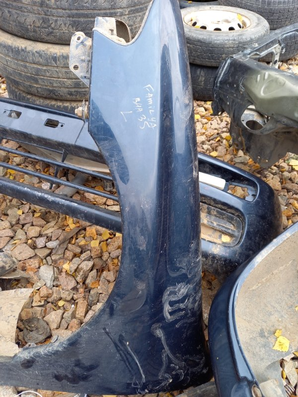 Крыло Mazda Familia BHA3S B3ME 1997 переднее