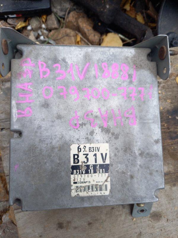Блок управления двс, бортовой компьютер Mazda Familia BHA3S B3ME 1997