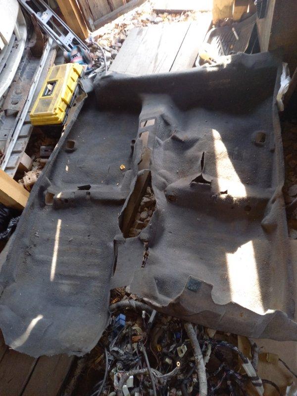Ковровое покрытие-пол Mazda Familia BHA3S B3ME 1997
