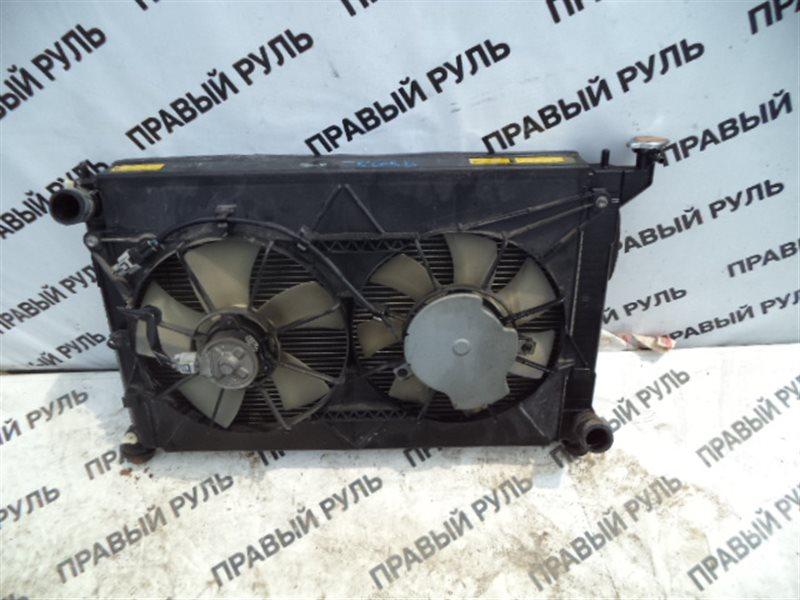 Радиатор основной Toyota Wish ANE11 1AZ 2003