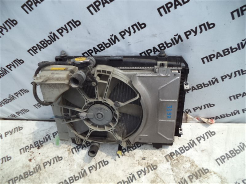 Радиатор основной Toyota Vitz KSP90 1KR 2006
