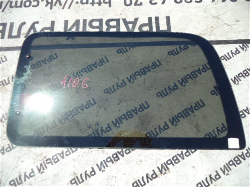 Стекло двери Toyota Regius RCH47 3RZ 2001 левое