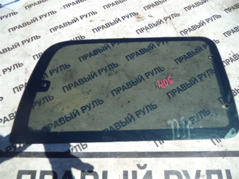 Стекло двери Toyota Regius RCH47 3RZ 2001 правое
