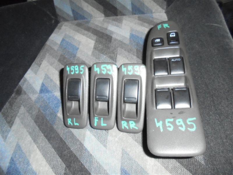 Блок упр. стеклоподьемниками Nissan Nissan PNW11 SR20DET 1999 передний правый