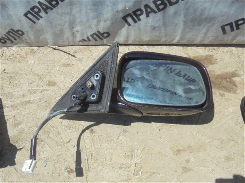 Зеркало Toyota Windom MCV30 1MZ-FE 2003 правое