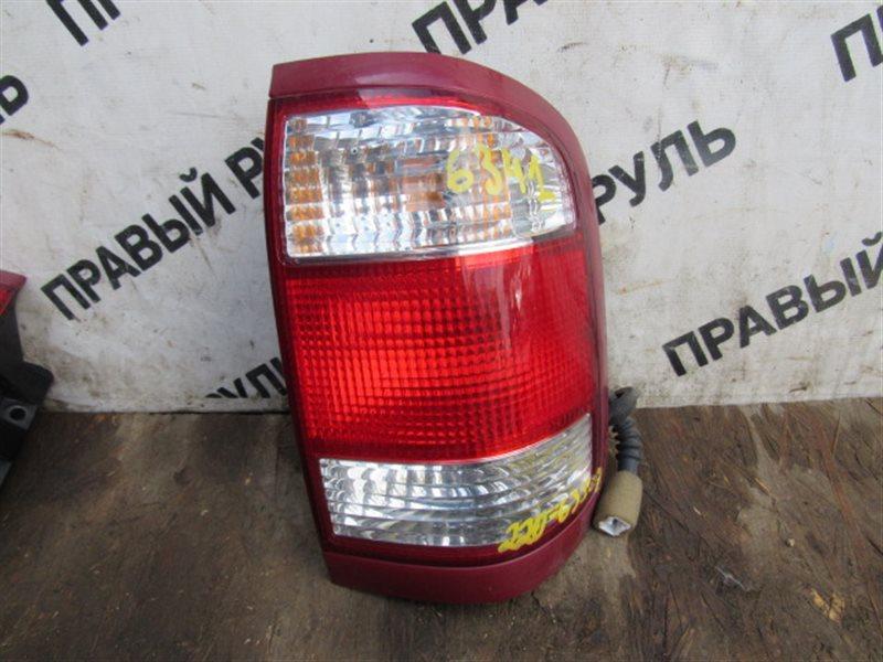 Стоп-сигнал Nissan Nissan TR50 ZD30DDTI 2000 правый