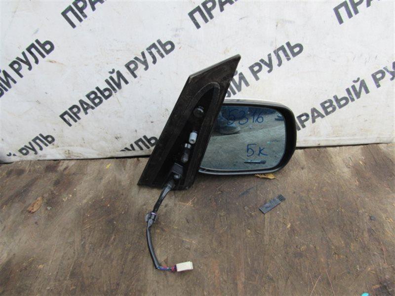 Зеркало Toyota Ipsum ACM26W 2AZFE 2006 правое
