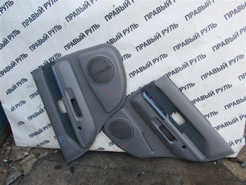 Обшивка дверей Nissan Nissan TR50 ZD30DDTI 2000 задняя правая