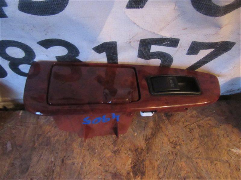 Блок управления стеклоподъемниками Toyota Crown Majesta UZS171 1UZ-FE 1999 задний правый