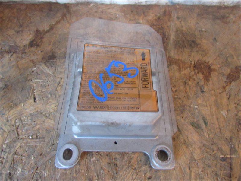 Блок управления airbag Nissan Nissan PNW11 SR20DET 2002