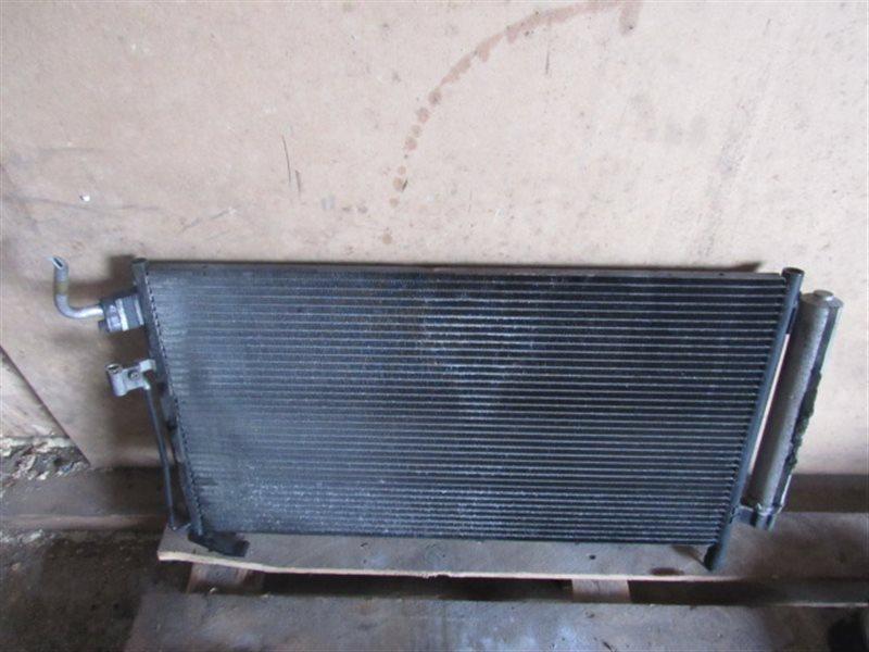 Радиатор кондиционера Subaru Forester SG5 EJ202