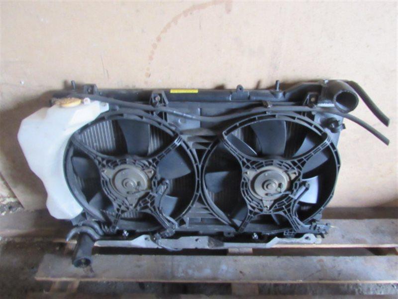Радиатор основной Subaru Forester SG5 EJ202