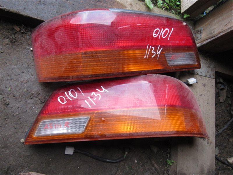 Стоп-сигнал Toyota Levin AE111 4AFE левый