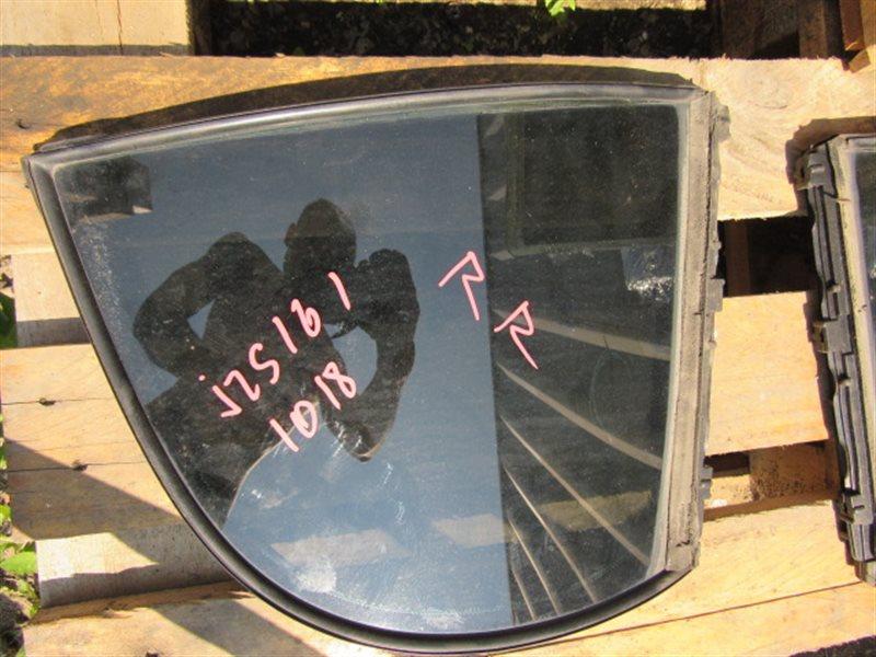 Форточка багажника Toyota Aristo JZS161 2JZGTE 1999 правая