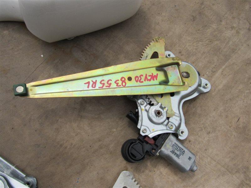 Стеклоподъемник Toyota Windom MCV30 1MZ-FE 2003 задний левый