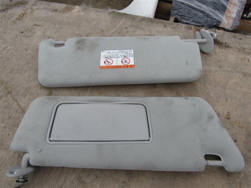 Козырек Toyota Windom MCV30 1MZ-FE 2003