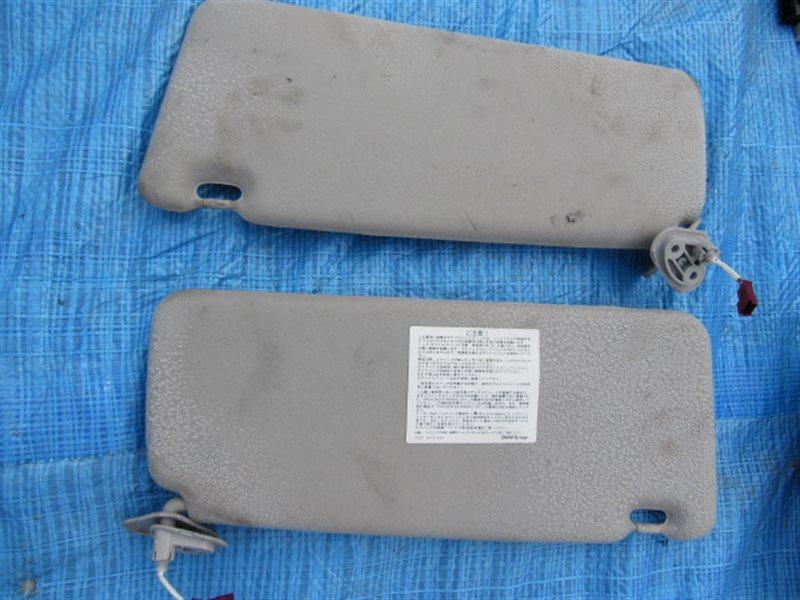 Козырек Bmw X5 E53 M54B30 2004