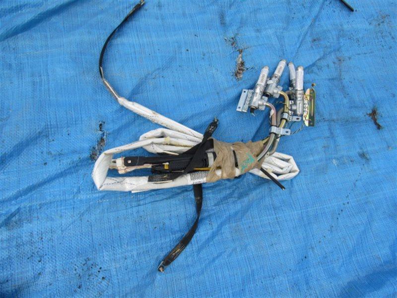 Подушка безопасности боковая, потолочная Bmw X5 E53 M54B30 2004 левая