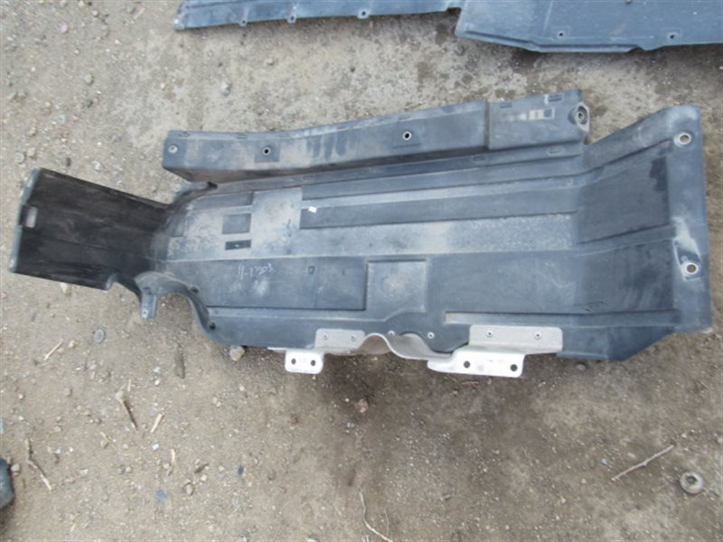 Защита топливного бака Bmw X5 E53 M54B30 2004