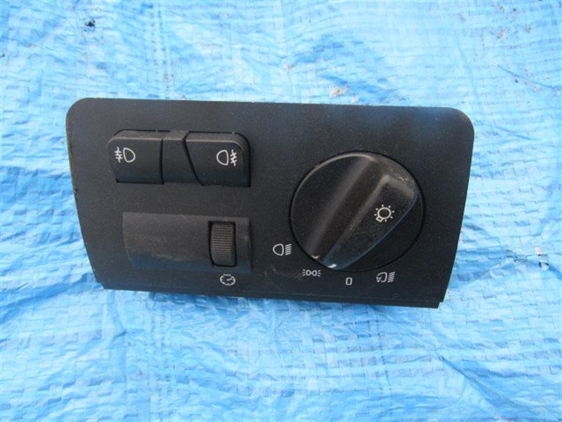 Блок управления светом Bmw X5 E53 N62B44 2005