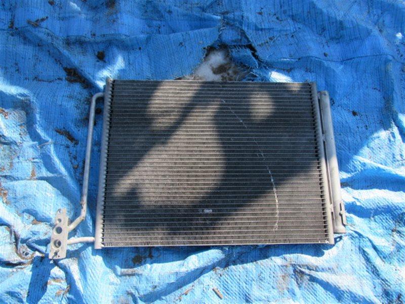 Радиатор кондиционера Bmw X5 E53 N62B44 2005